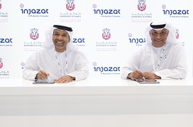 Abu Dhabi Customs Signs Mission-critical IT Infrastructure Services Agreement with Injazat